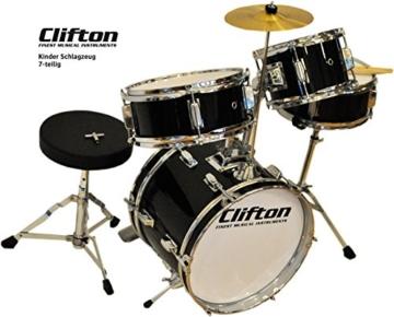 kinder Schlagzeug CLIFTON -